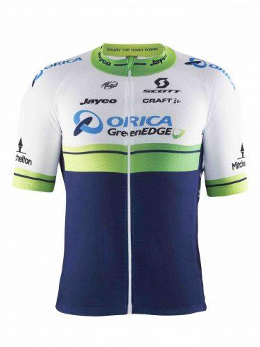 HANDOUT - Rennradfahrer legen in dieser Saison noch einen Zacken zu und fahren schneller als je zuvor ñ schon fast so wie die Stars an der Tour de France. Gran Fondo von Craft Sportswear bietet Funktionalit‰t und Komfort, wie es normalerweise nur Weltklassefahrern vorbehalten ist. (PHOTOPRESS/Craft)
