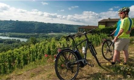 De Genève à la Méditerranée à vélo au fil du Rhône