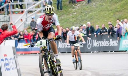 VTT: Alexandre Balmer champion du monde!