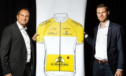 Dès 2019, le leader du Tour de Romandie se fera appeler… le Maréchal du peloton !
