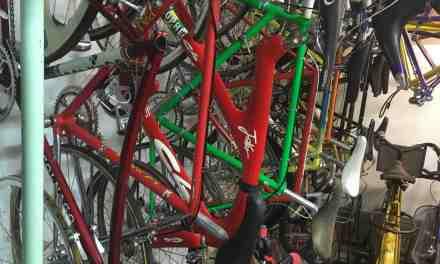 Les vélos de Damien