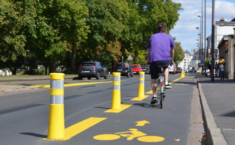 Au-delà du pont George V, un réseau cyclable de qualité à bâtir