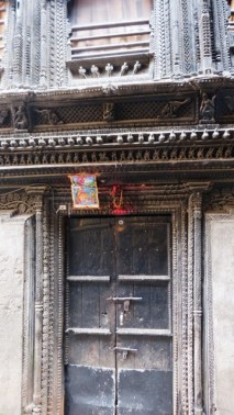 ruelles de Kathmandu, Nepal