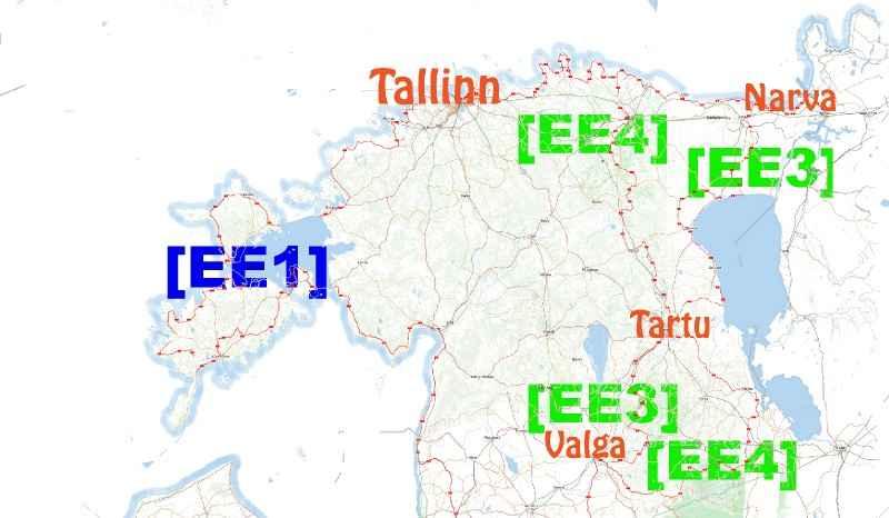 Estonia by bicycle - BaltiCCycle.eu