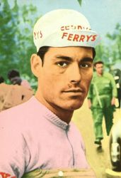 Jose Perez Frances winner in 1963 and 1964 (image courtesy of Cycling Archives)