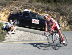 "2010 winner Joaquim ""Purito"" Rodriguez (image courtesy of Susi Goetze CyclingInside)"