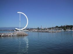 Ouchy Waterfront, Lausanne (image courtesy of Wikipedia)