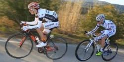 Romain Hardy in Tour du Haut Var (image courtesy of Bretagne Schuller)