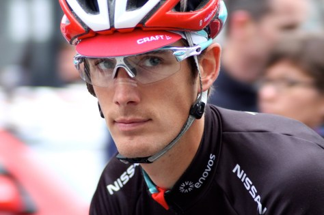 Wish X: Would Schleck the Younger please realise his potential already? (image courtesy of Danielle Haex)