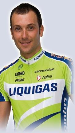 Ivan Basso (image courtesy of Liquigas)