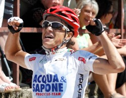 Carlos Betancur takes Tour of Belgium's stage 5 (image courtesy of official race site)