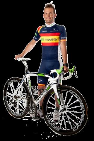 JJ Spanish road race Champion (image courtesy of Movistar)