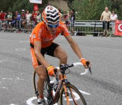 Igor Anton is one of Euskaltel's riders who could join Movistar (Image: Susi Goetze)