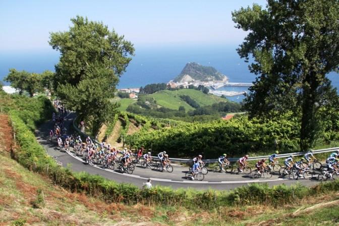 Spectacular Basque scenery
