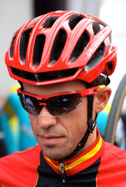 Wish 4: For the smoothness of Contador (image courtesy of Danielle Haex)