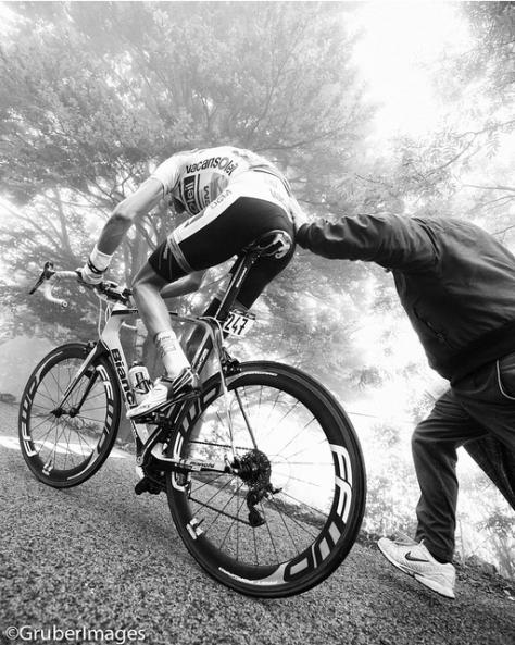 The big push; Il Lomardia 2012
