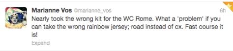 Marianne Vos jerseys