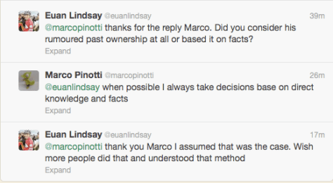 Marco based on facts 2