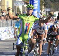 Will clear favourite be victorious? (image courtesy of Cannondale)