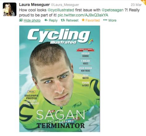 Cycling Illustrated Sagan
