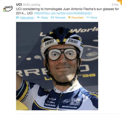 Juan flecha glasses