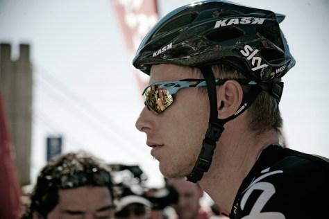 Skyrider Christian Knees