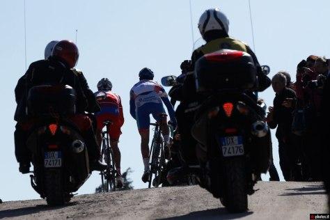 StradeB motorbikes follow CREDIT DAVIDE CALABRESI