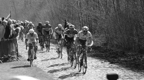 Argos Arenberg Roubaix CREDIT: JON BAINES