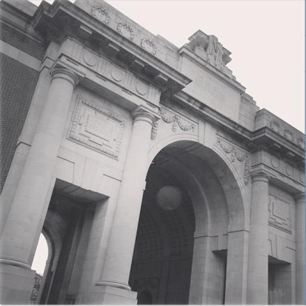 Baines Ypres Menin Gate CREDIT: JON BAINES