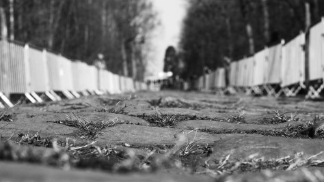 The cobbles at Arenberg (Image: Jon Baines)