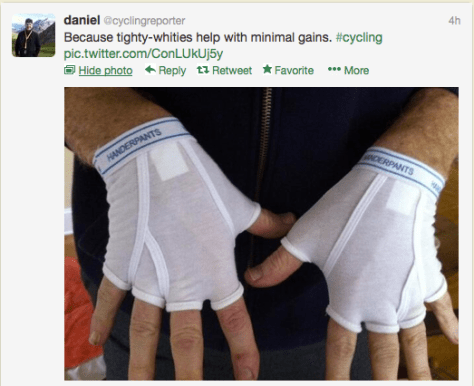 G Tidy whities gloves
