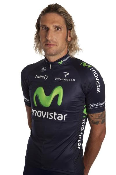 Scariest man in the peloton? Just don't ask him where he gets his hair done!