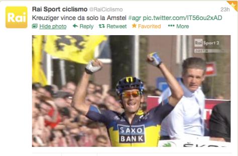 Kreuziger Amstel win 1