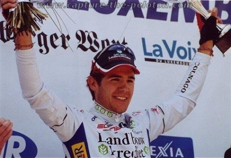 Maxime winning Tour of Luxembourg 2004