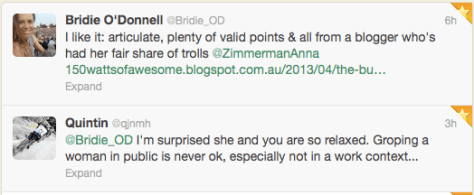SPP Bridie tweets 1