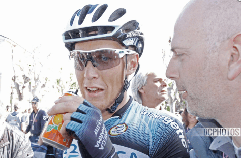 Giro Stage 13 OPQS finish CREDIT DAVIDE CALABRESI