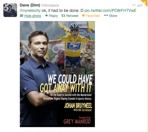 Armstrong Bruyneel cover