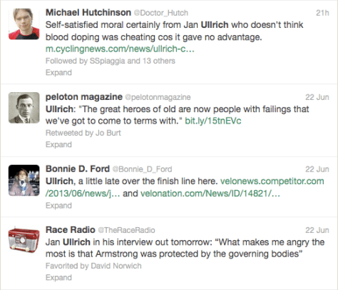 Ullrich comments 2