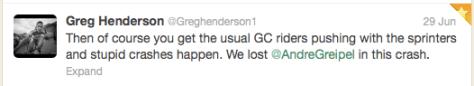 Henderson 3:3 stage