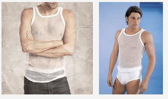 Wiggins string vest 4
