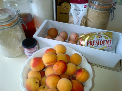 Any seasonal fresh fruit would work in this dish (image: Sheree)