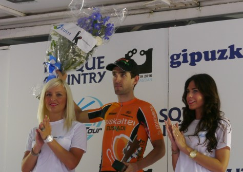Mikel Nieve, best-placed Basque rider (image: Richard Whatley)