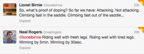 Proof of doping 1