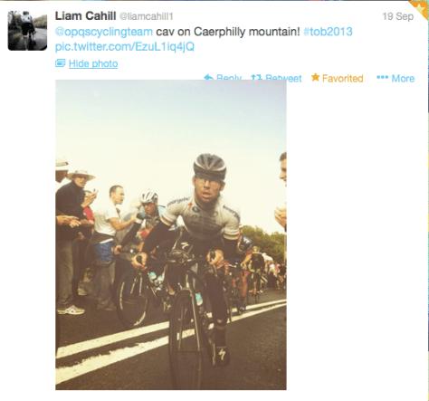 ToB Cav hill