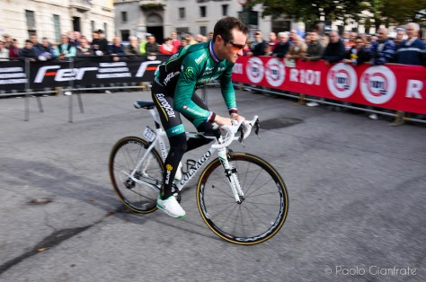 Thomas Voeckler who subsequently animated the race with a long break