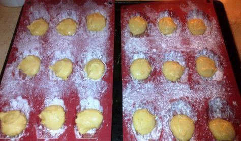 Ready for baking (image: Sheree)