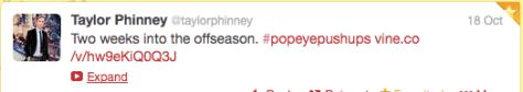 Phinney popeye vine