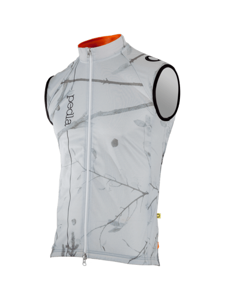 The Pedla WInd Cheater gilet is $165.