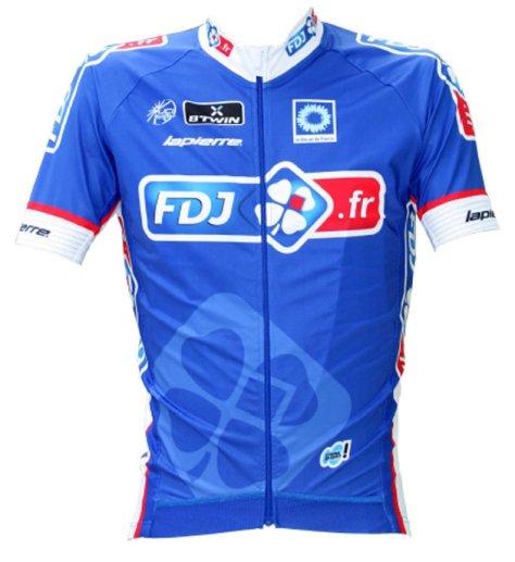 2014 FDJ kit