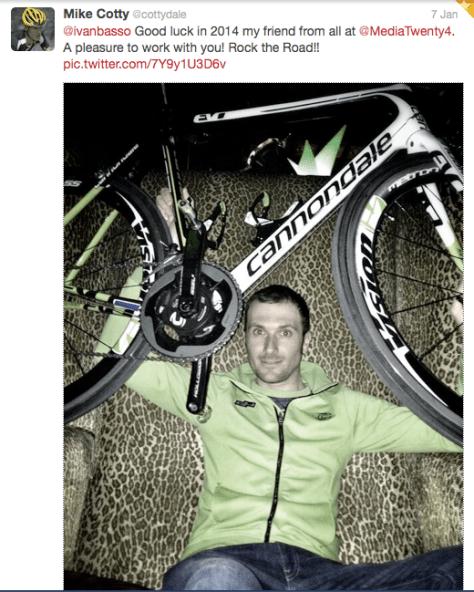 Basso with bike
